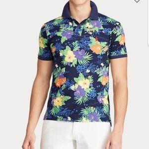 Ralph Lauren Caribbean Floral Polo